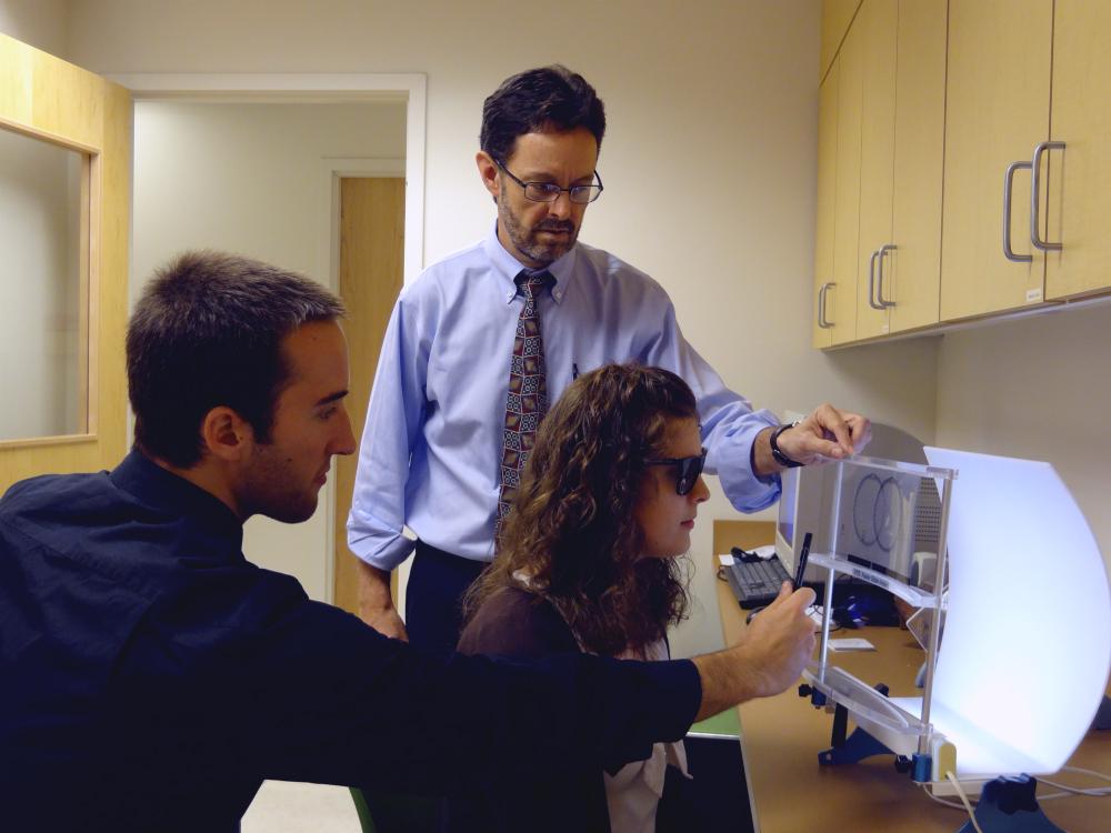 dr. michael gallaway at Salus University